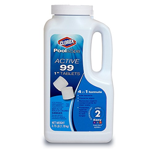 Clorox Pool Spa Active   Inch Chlorinating Tablets  Pound