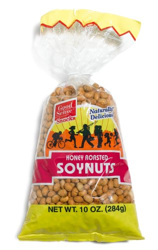 Buy Good Sense Soynuts H/R Farm Pack, 10-Ounce Bags (Pack of 15) (Good Sense, Health & Personal Care, Products, Food & Snacks, Snacks Cookies & Candy, Snack Food)