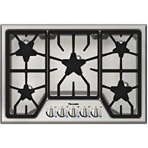 Thermador Sgs305fs Masterpiece Cooktop Stainless 3