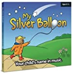 VOS My Silver Balloon Personalised Mu...