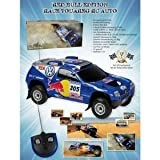 "Red Bull VW Race Touaregvon ""Multistore 2002"""