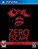 Zero Escape Volume 3 PSV - PlayStation Vita