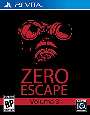 Zero Escape 3: Limited Watch Bonus Edition- PlayStation Vita