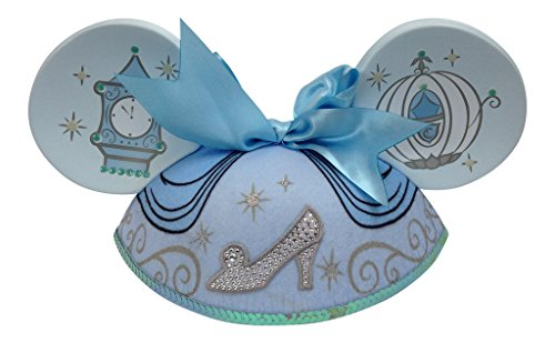 Cinderella Mickey Mouse Ears Hat - Disney Parks Exclusive & Limited Availability