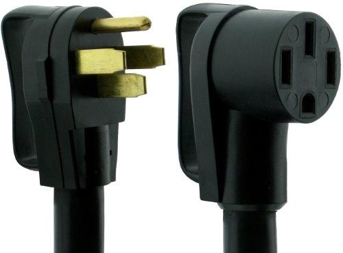 NU-CORD 94554E 36-Feet 50-Amp Rv Extension Cord
