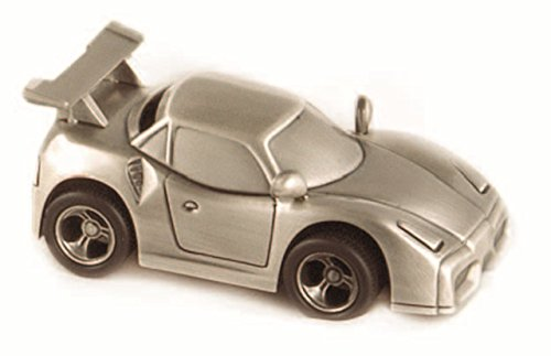 Elegance Pewter Plated Sports Car Bank