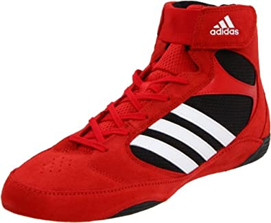 Buy adidas Mens Pretereo.2 Wrestling Shoe by adidas