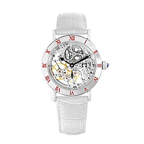 [アルカフトゥーラ]ARCA FUTURA 腕時計 手巻き 212SKRD-WH ユニセックス