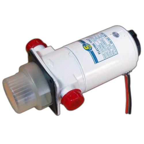 Electric Pump Motor Unit for Marine Toilet/head - Boat & Rv - 12v - Five Oceans