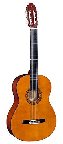 Konzertgitarre Set / Zederndecke / Augustine Saiten / Johnson Stimmgerät
