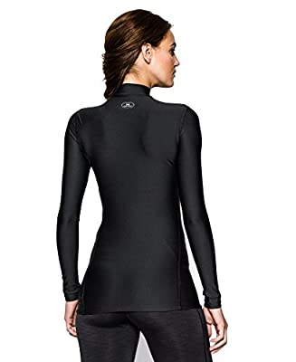 Under Armour Women UA ColdGear® Long Sleeve Compression Mock