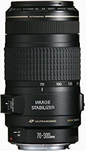 Canon Objectif EF 70-300 mm f/4-5.6 IS USM