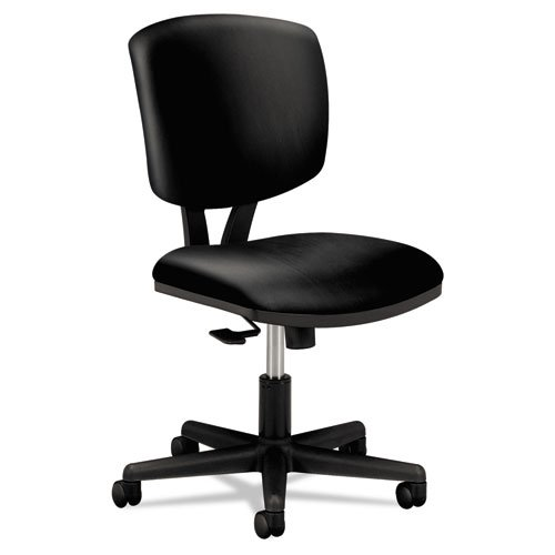 hon-volt-h5703-task-chair-with-synchro-tilt-for-office-or-computer-desk-black-softhread-leather
