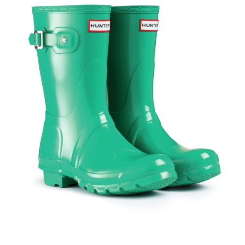 Hunter Original Short Gummistiefel - Jade