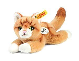 Steiff Little Friend Mizzy Cat Plush, Blond by Steiff