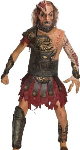 Rubies Costumes Clash of The Titans Deluxe Calibos Child Costume Brown Small (4-6)