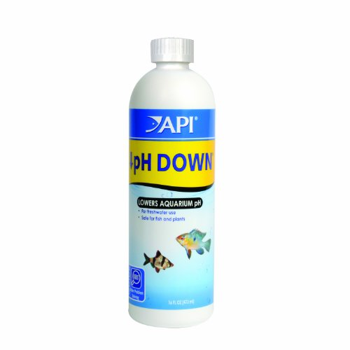 Api Ph Down Aquarium Ph Adjuster, 16-Ounce