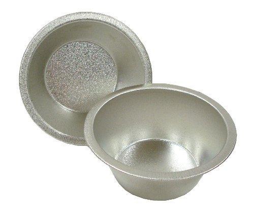 Set of 4 - Small Pie Pan, Mini Tart Tin, 5 Inch Diameter (5