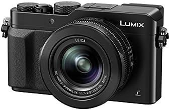 Panasonic Lumix DMC-LX100 Fotocamera digitale 16.84 megapixel, Nero