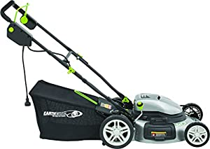 Earthwise 18-Inch Corded Electric Lawn Mower from Earthwise