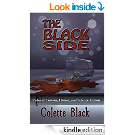 The Black Side: Tales of fantasy, horror, and science fiction