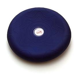 Sissel Sitfit Coussin dassise Bleu Azur 33 cm