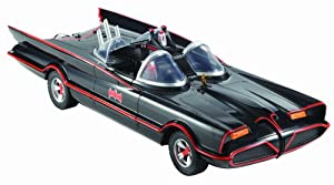 Batman Classic TV Series Batmobile Vehicle by Mattel