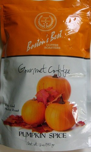 Boston'S Best Gourmet Coffee Pumpkin Spice 12 Oz
