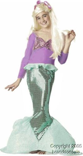 Little Mermaid Costume - Small