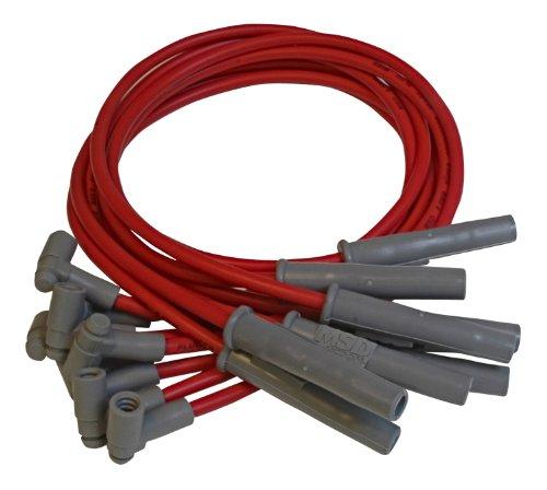 msd-ignition-super-conductor-spark-plug-alambre-set-buick-grand-natl-38l-v6-distless-pn-31869