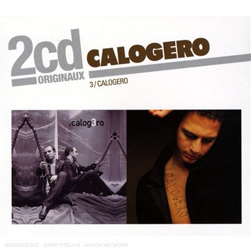 Calogero - Coffret 2 CD : 3 - Calogero - Zortam Music