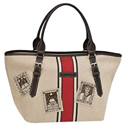 Longchamp Rickshaw Tote Bag Red