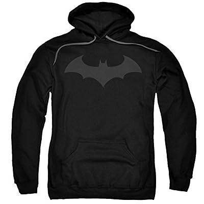 DC Batman Hush Logo Pull Over Hoodie