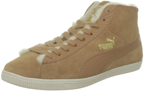 Puma Womens Glyde Winter Mid Trainers