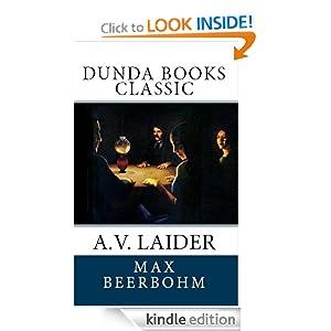 A. V. Laider (Dunda Books Classic)