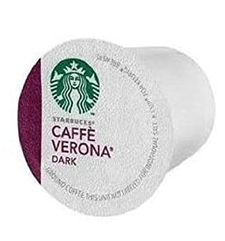 Starbucks Caffe Verona Dark Roast K-Cups (Box of 96)