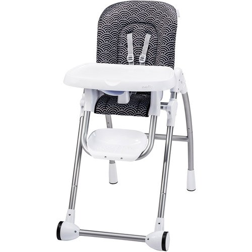 Evenflo Modern High Chair, Koi