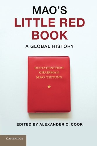 Mao's Little Red Book: A Global History (Mao Red Book compare prices)