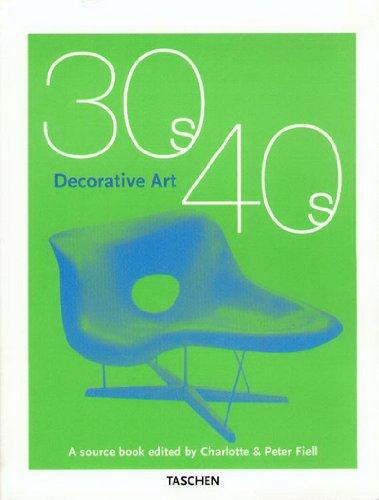 Decorative Arts 1930s & 1940s: A Source Book