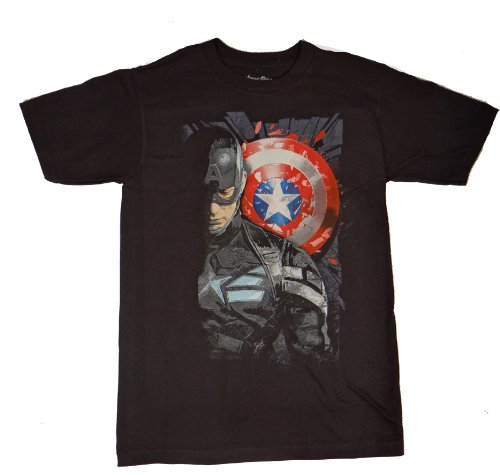Captain America Shatter Shield T-shirt