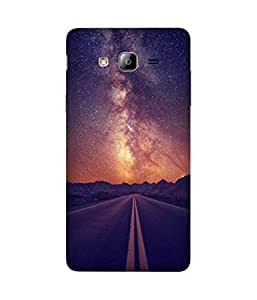Starry Road Samsung Galaxy On7 Case