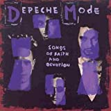Depeche Mode Songs of Faith and Devotion [CASSETTE]
