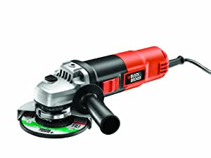 Black & Decker 750W 115mm High Performance Angle Grinder