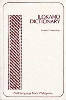 ilocano dictionary Ilocano language of ilocos region on luzon island ilokano, ilukano, ilucano, iluko, iloco or iloko third most-spoken language in the philippines ukininam.