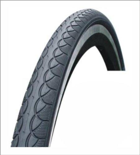 Gum-tech Fahrradmantel Fahrradreifen Mantel Reifen Decke 28 x 1.60 42-622 - 01020106