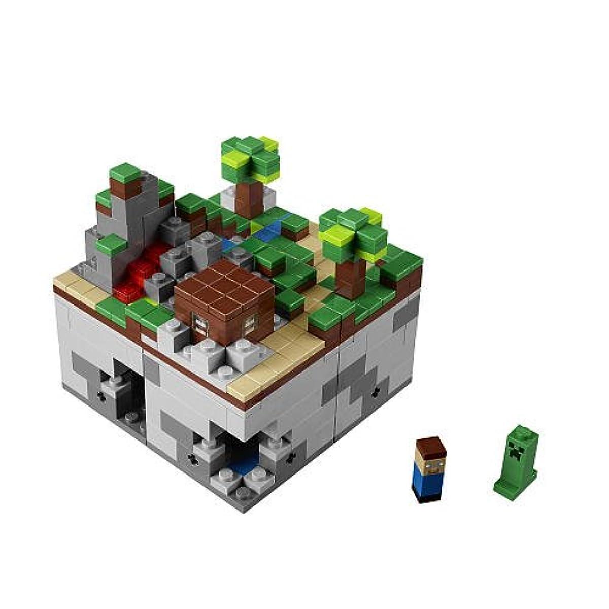 Lego Minecraft The End Portal 21124 6135571 Cuusoo Micro World Fi
