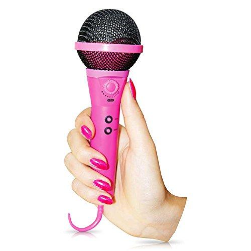 Doccia Radio microfono Tussi on Tour Tussi microfono toffdusch plastica Radio Tussi Radio 26cm
