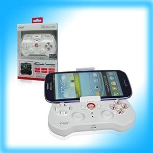 iPega - Mando blanco inalámbrico Bluetooth 3.0  Electrónica Comentarios de clientes y más noticias