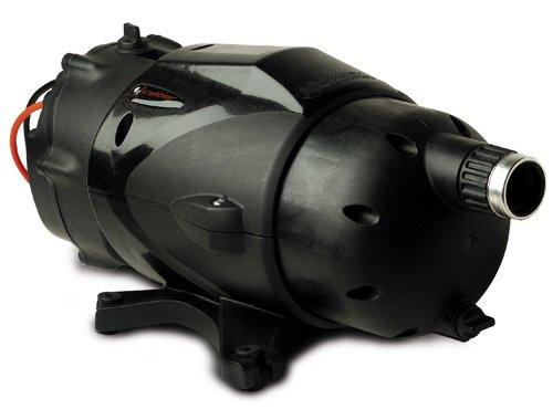 HEADHUNTER X-caliber 12V or 24V DC Water Pressure Pump (Max Pressure 67 PSI (4.5 bar), Max Flow 10 GPM (38 lpm)