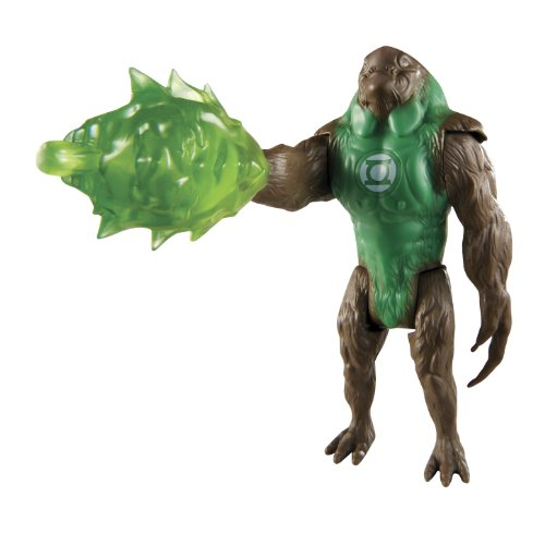 Green Lantern Movie 4 Inch Action Figure GL 19 Voz